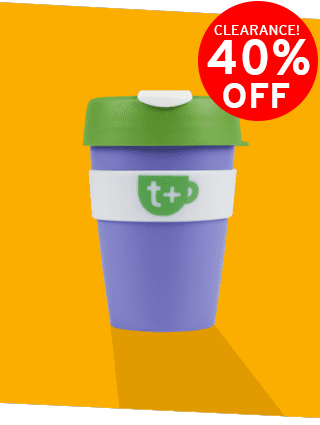The Smarter Travel Cup - Purple