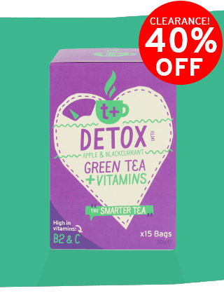 t+ Detox Vitamin Super Tea