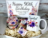 90th birthday wishes gift to send