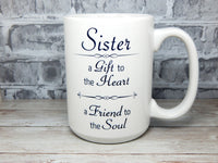 sister coffee cup