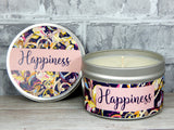 citrus and patchouli karma type candle
