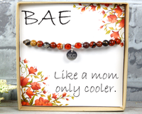 bae best aunt ever jewelry gift for birthday