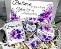 believe in yourself gift box encouragement gifts for women