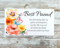 Best Friend Birthday Gift - You are My Best Friend Gifts