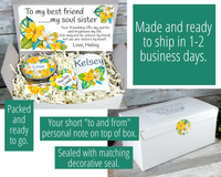 best friend gift box to ship directly