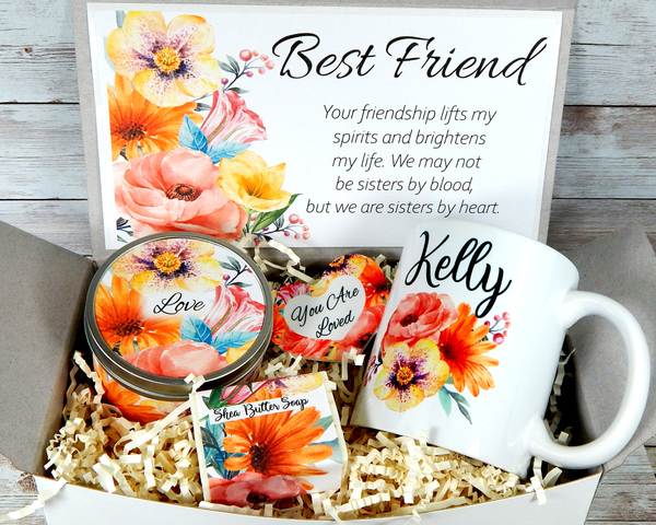 friend christmas gift quarantine thinking of you friendship