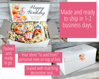 Best Birthday Gifts For Her - Birthday Gift Basket Delivered