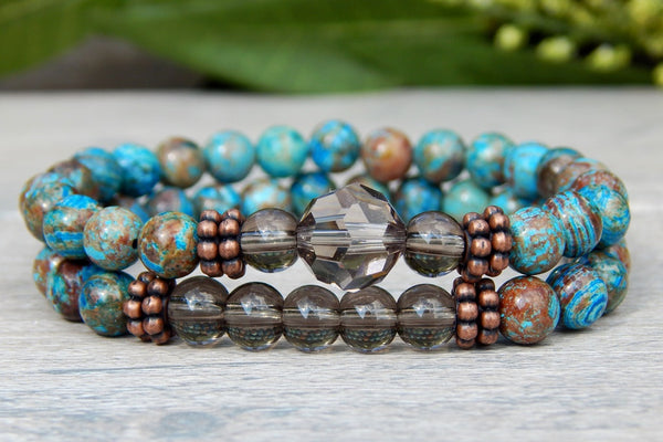 gemstone bracelets for women