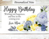 happy birthday card for women