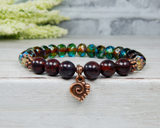 bohemian bracelets for women heart jewelry for gifts