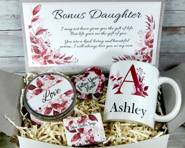 personalized gift for bonus daughter