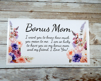 bonus mom card