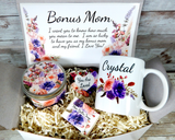 bonus mom  mothers day gift basket