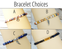 bracelet choices for loss