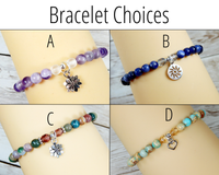 bracelet choices for mandala gift basket