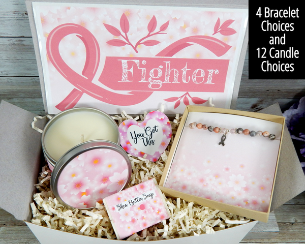 breast cancer gift basket