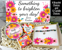brighten someones day sunshine gift box