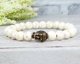 yoga bracelet for man buddha jewelry
