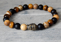 mens buddha jewelry