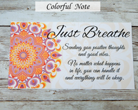 just breathe gift card