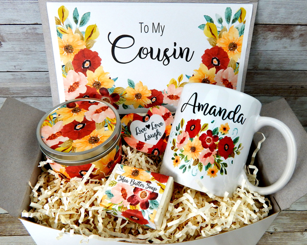 cousin gift basket
