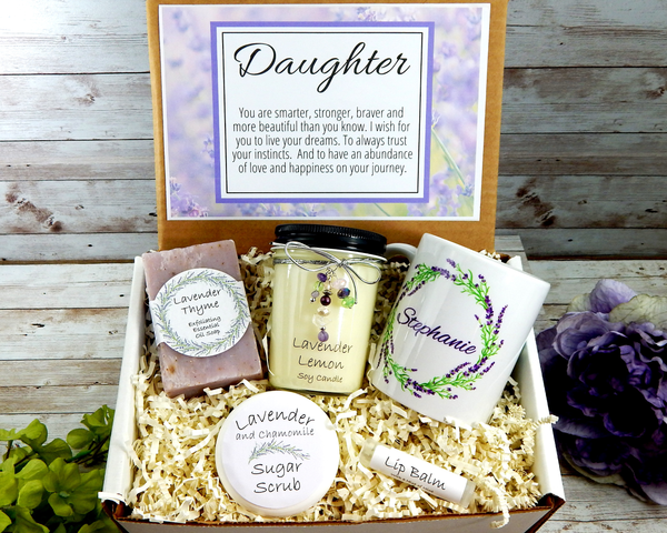 daughter gift basket for birthday christmas
