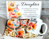 Personalized Gifts for Daughter - Mother to Daughter Gifts