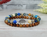 nature jewelry for women tree of life bracelet