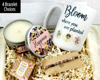 inspirational gift box women for life