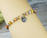 personalized bracelet for mom for her birthday
