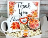 fall thank you gift basket