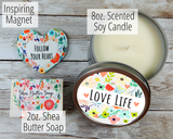 candle gifts for daughter