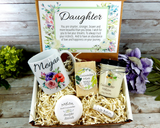 daughter gift from mom gift basket