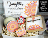 Gift Basket for Daughter - Any Occasion Gift for Daughter Gift Basket