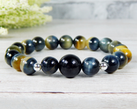 golden tiger eye gemstone bracelets