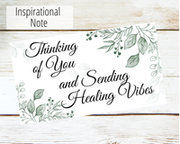 get well greeting card sending healing vibes