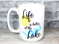 Lake House Coffee Cups