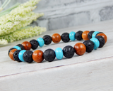 mens handmade beaded bracelets