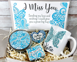 miss you gift basket to send