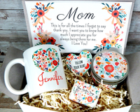 mom gift basket to send for birthday
