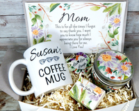 mothers day gift basket for mom