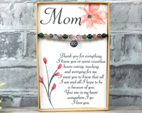thank you card for mom jewelry gifts for mother