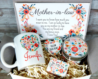 mother in law gift basket