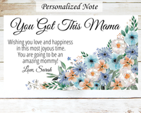 new mom gift card