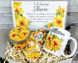 nurse gift basket