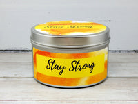 Hard Times Gift Basket - Encouragement Gift Box - Inspirational Strength Gift Basket