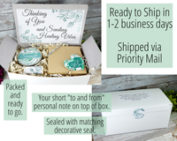 gift box for recovery healing vibes gifts