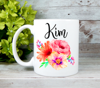 personalized mug for mothers day