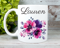 personalized mug for my aunt