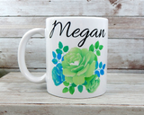 personalized mug for friend